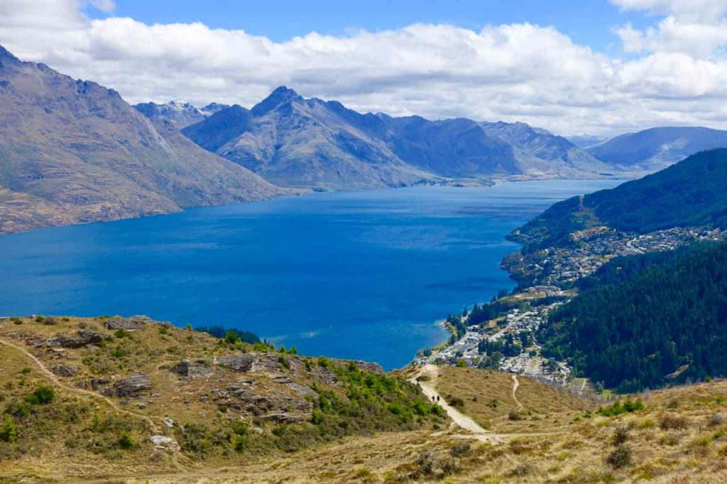 Queenstown Tipps: Queens Hill Walk, Neuseeland @PetersTravel