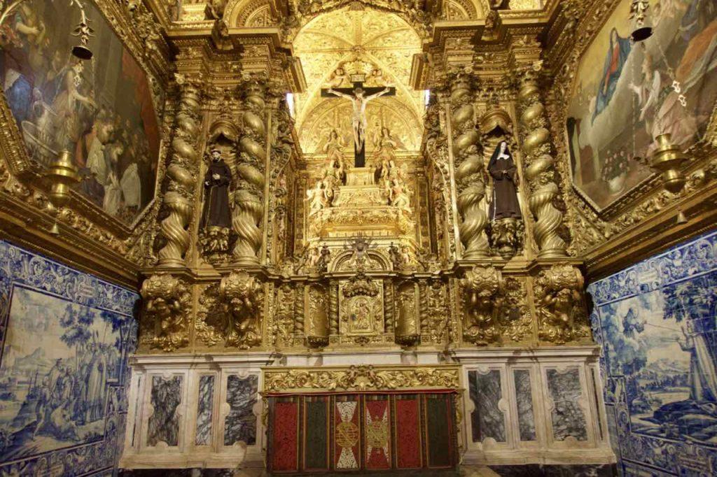 Alentejo, Évora: Franziskanerkirche São Francisco, ©PetersTravel