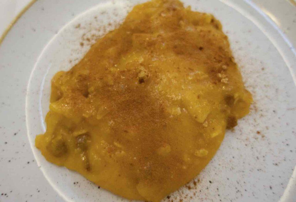 Alentejo, Évora, Nachtisch Sopa Dorada, ©PetersTravel