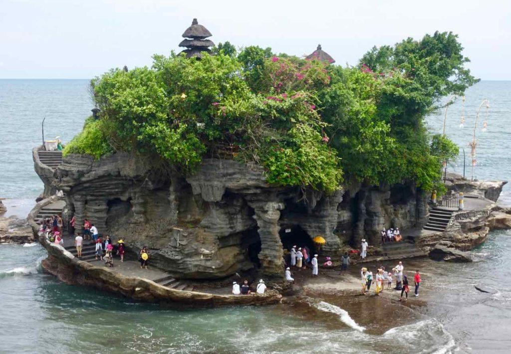 Tanah Lot Bali, Indonesien, ©PetersTravel