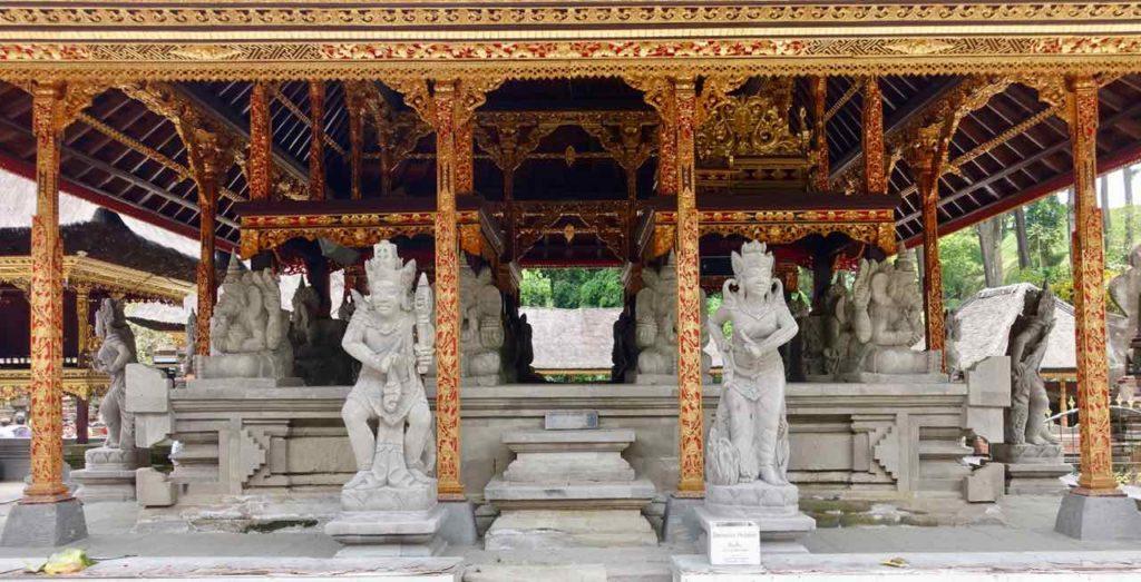 Tirta Empul Tempel, Anlage 1, Bali ©PetersTravel
