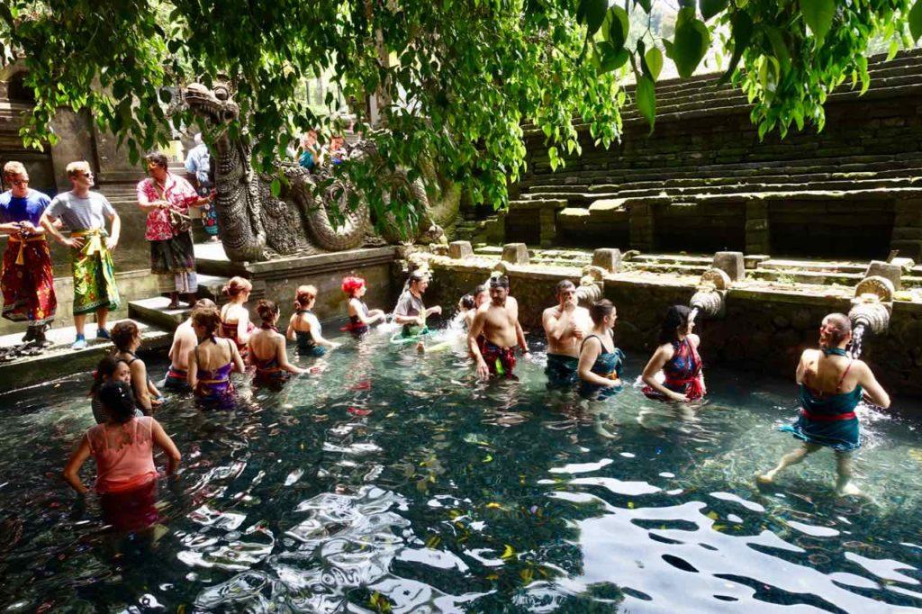 Tirta Empul Tempel, Bali ©PetersTravel