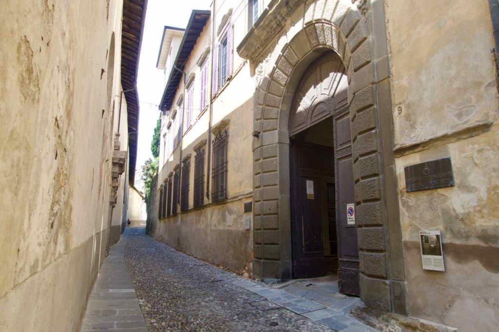 Bergamo Altstadt Donizetti Museum ©PetersTravel