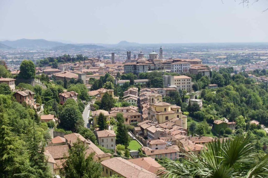 Bergamo Tipps Sehenswürdigkeiten in der Altstadt ©PetersTravel