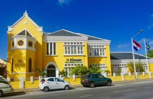 Boutique Hotel 't Klooster in Willemstad, Curacao Copyright Peter Pohle
