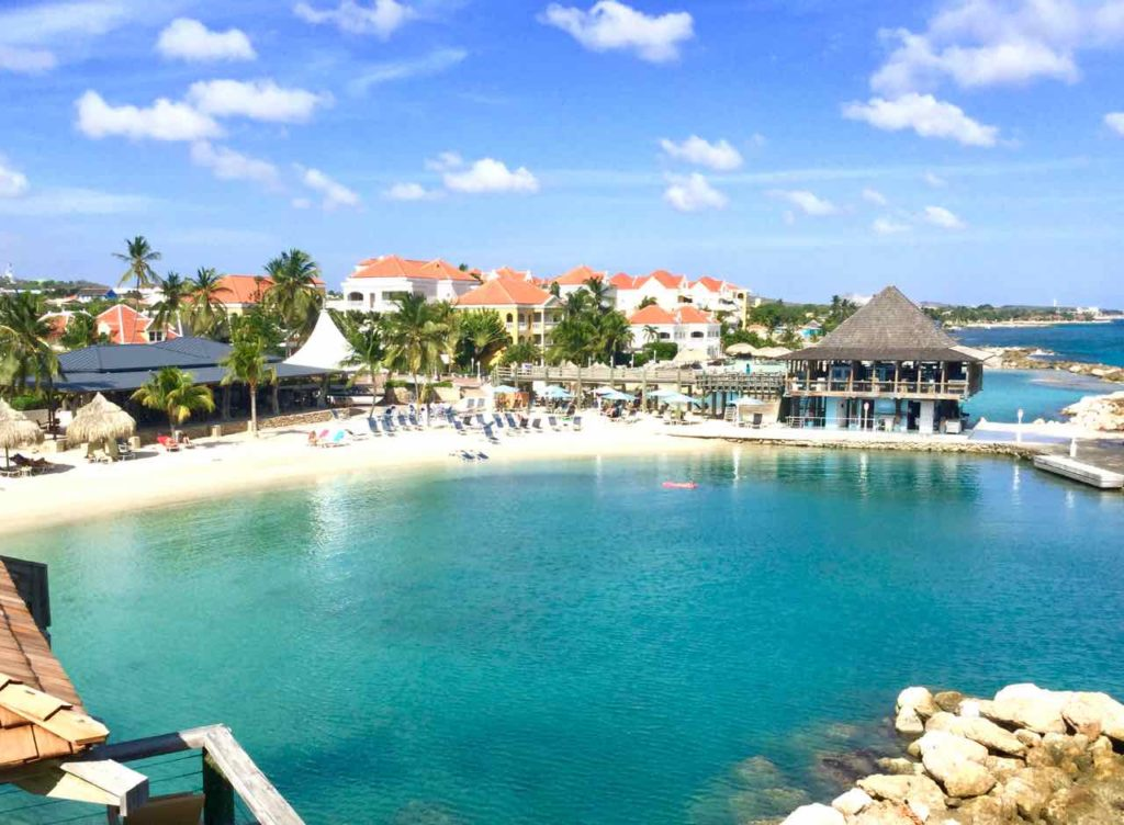 Hotel Avila in Willemstad, Curacao