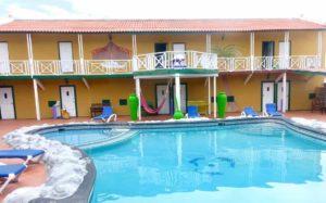 Hotel El Sobrino Resort & Restaurant nahe Westpund, Curacao