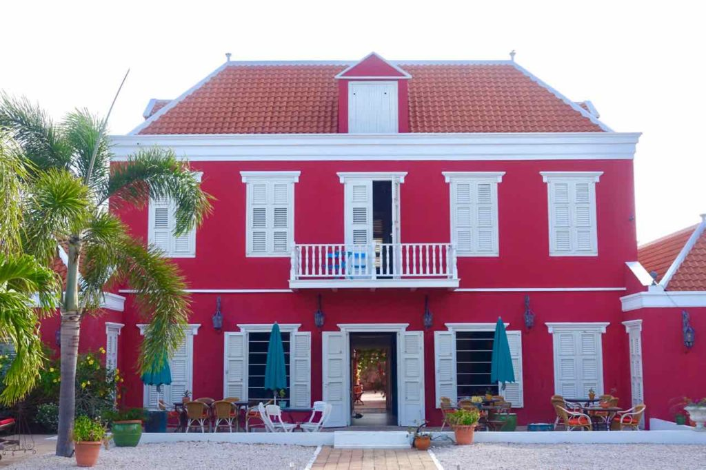 Hotels in Willemstad: Villa Tokara, Copyright Peter Pohle