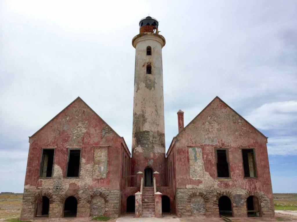 Klein Curacao, Leuchtturm 1 Copyright Peter Pohle