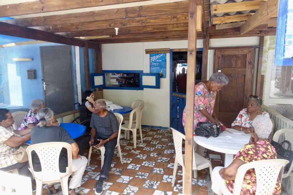 Restaurants Willemstad, Purunchi Fischrestaurant Curacao