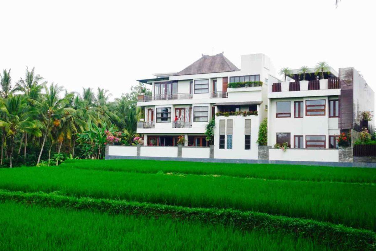 Luxe Villas Bali, Ubud Totale Copyright Peter Pohle PetersTravel.de