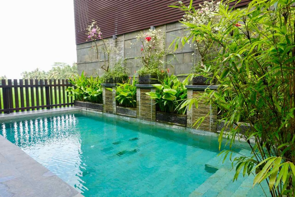 Luxe Villas Bali, Ubud Pool Copyright Peter Pohle PetersTravel.de