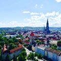 Ulm, Blick vom Maritim, Titelbild Copyright Peter Pohle Peterstravel