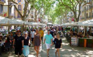 Barcelona Tipps: La Rambla Copyright Peter Pohle