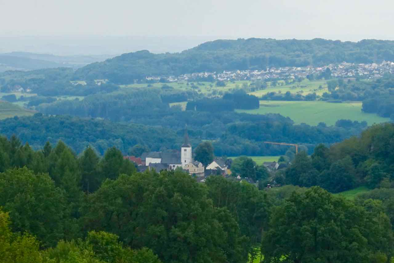 Westerwald Ausflüge, Landschaft, Copyright Peter Pohle