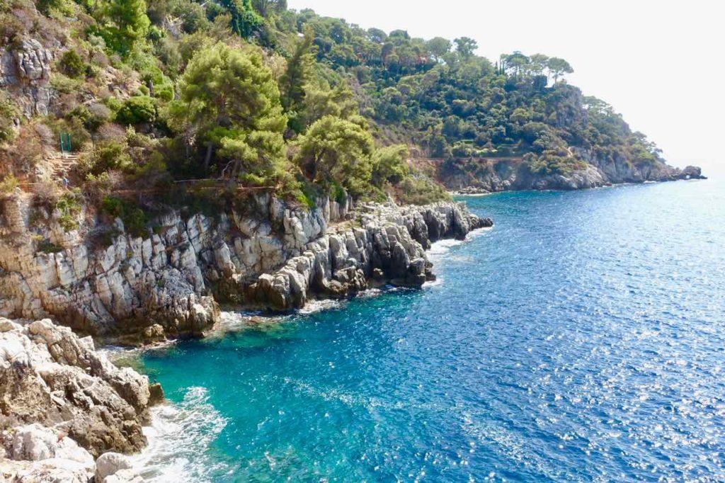 Wanderung um das Cap Ferrat an der Cote d'Azur: Das Große Cap