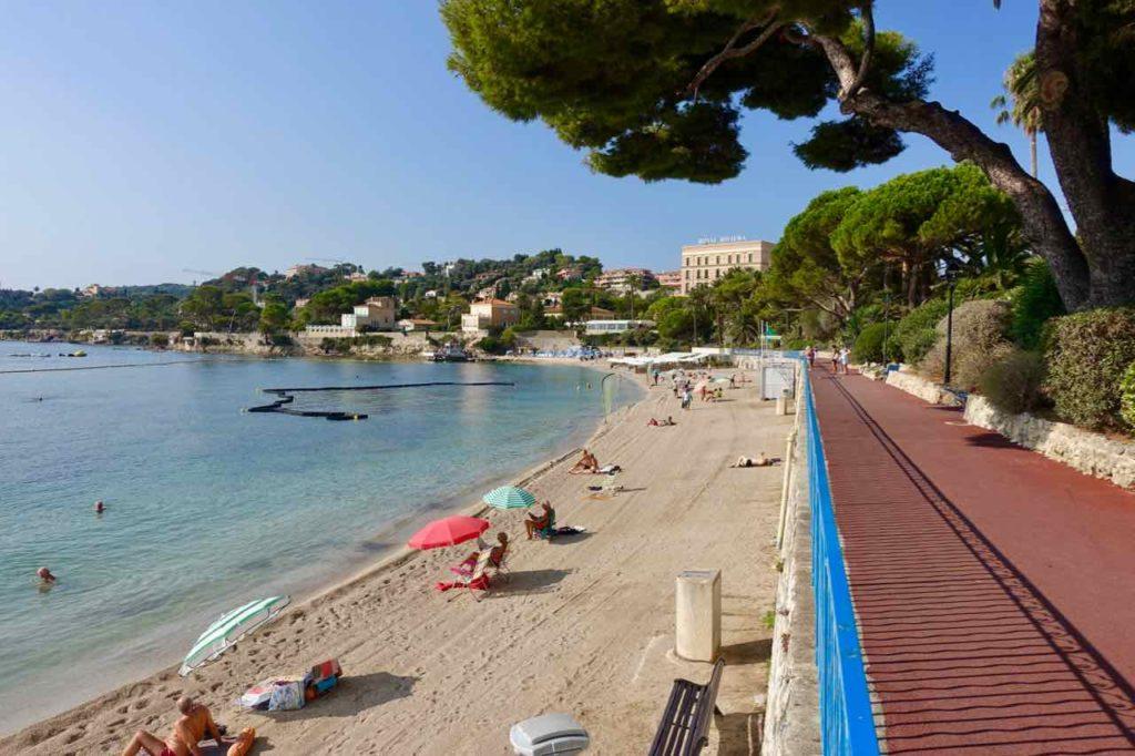 Wanderung um das Cap Ferrat an der Cote d'Azur bei Nizza Copyright PetersTravel / Peter Pohle