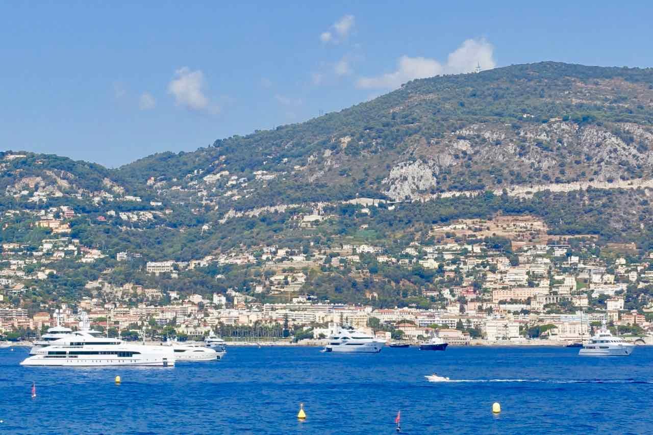 Cap D'Antibes, Provence-Alpes-Cote D'Azur, France – Luxury ...