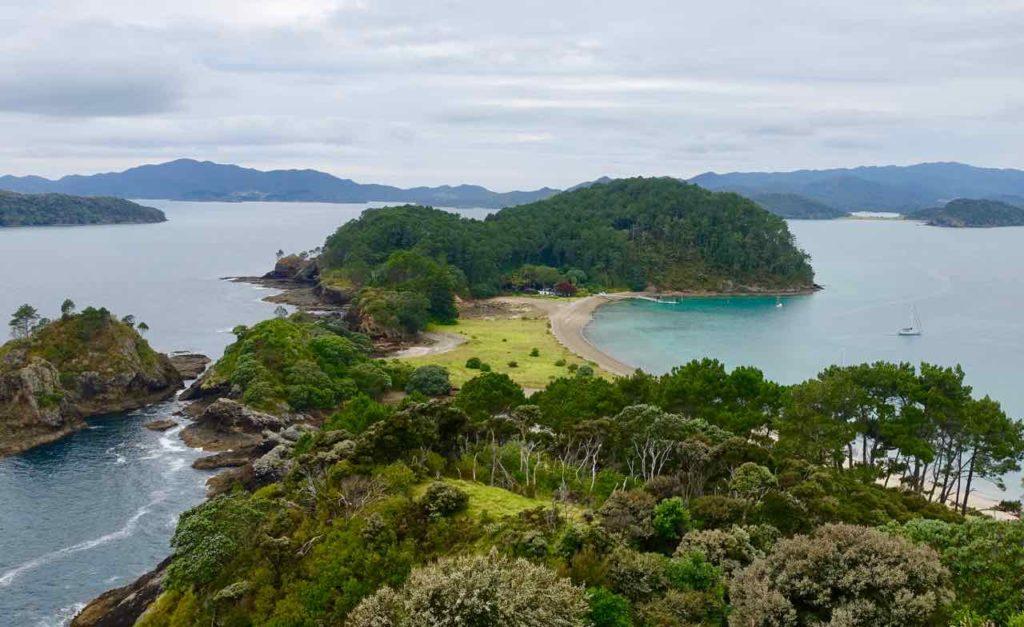 Roberton Island, Neuseeland Copyright Peter Pohle PetersTravel