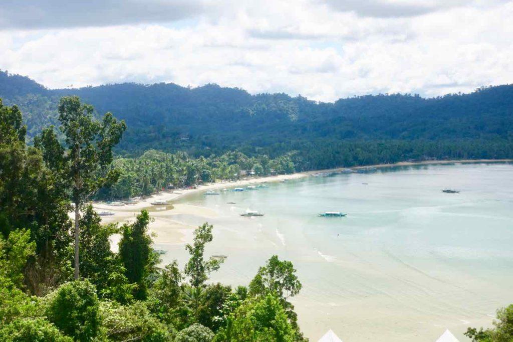 Bucht von Port Barton Palawan, Philippinen Copyright Peter Pohle PetersTravel