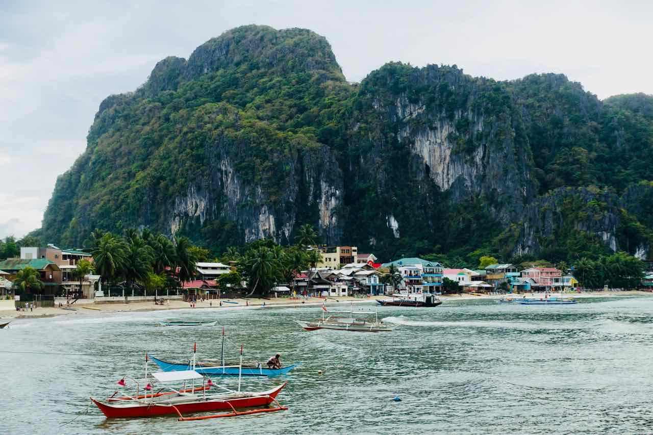 El Nido, Titelbild, Palawan, Philippinen Copyright Peter Pohle PetersTravel