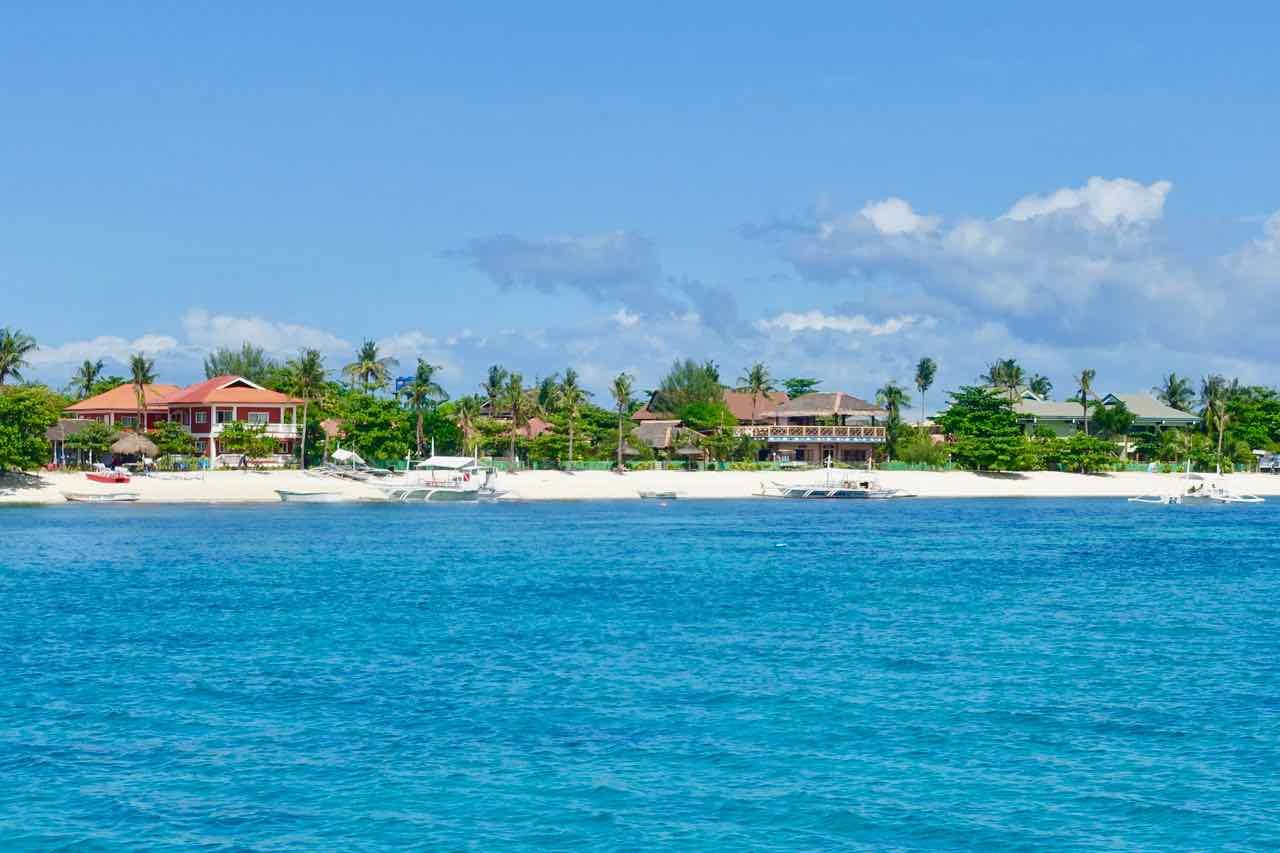 Malapascua Island, Titelbild Copyright Peter Pohle PetersTravel