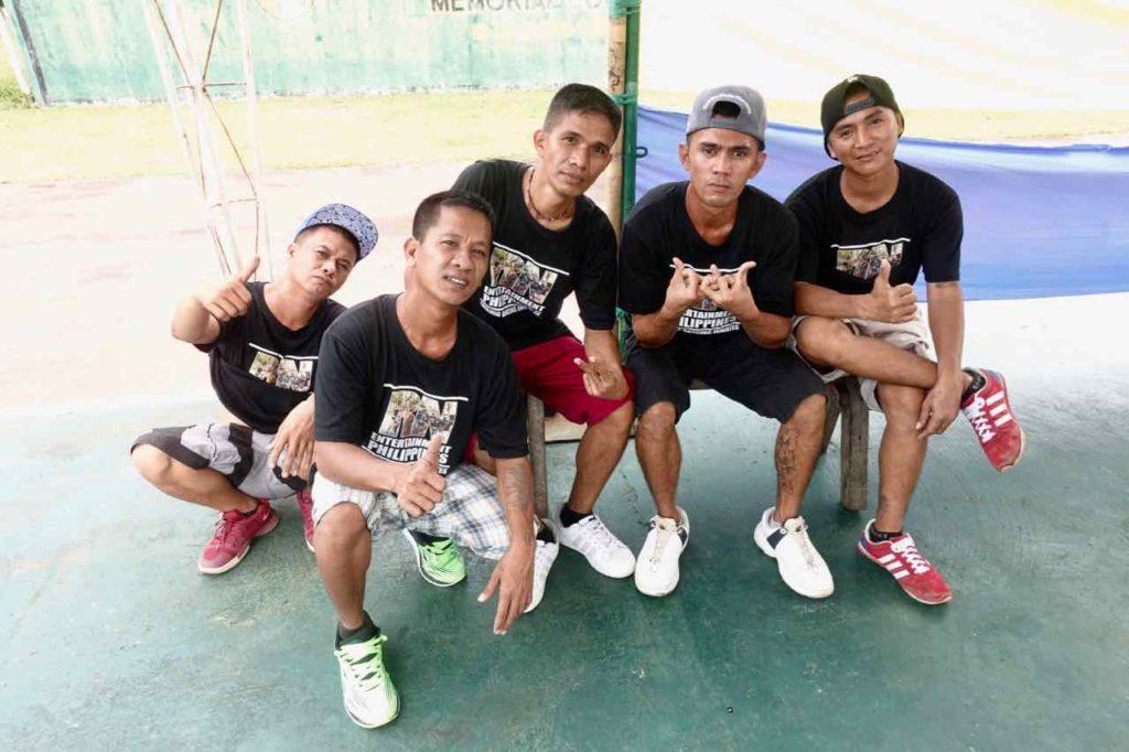 Puerto Princesa Palawan: Sträflinge im Iwahig Gefängnis Copyright Peter Pohle PetersTravel