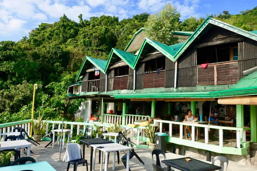 Apo Island, Liberty Lodge, Copyright Peter Pohle PetersTravel