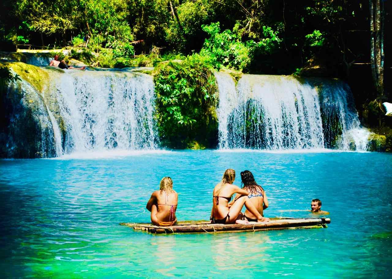 Siquijor Island: Cambugahay Falls Philippinen, Tipps zu Sehenswürdigkeiten
