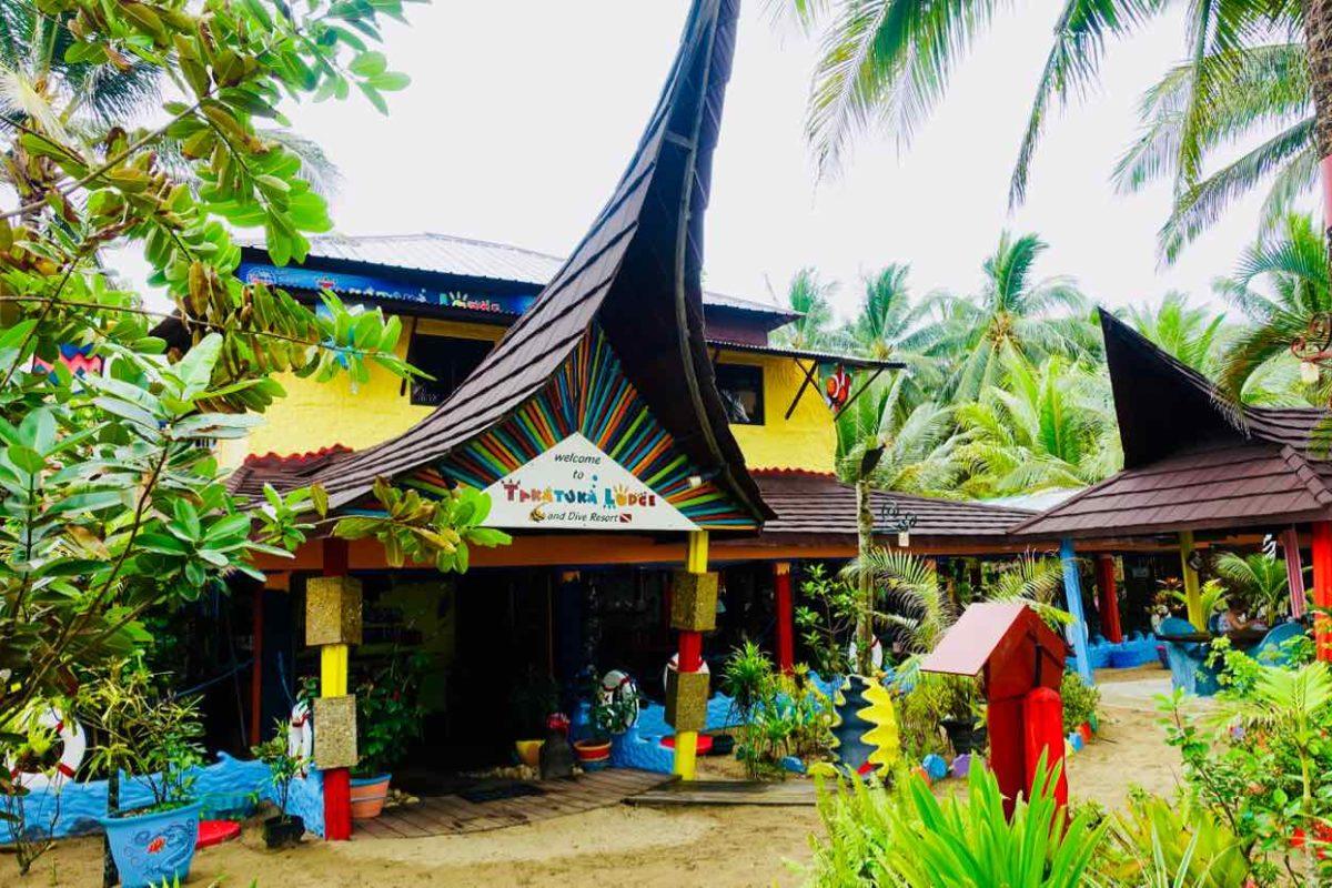 Takatuka Lodge am Sugar Beach, Sipalay auf Negros Titelbild