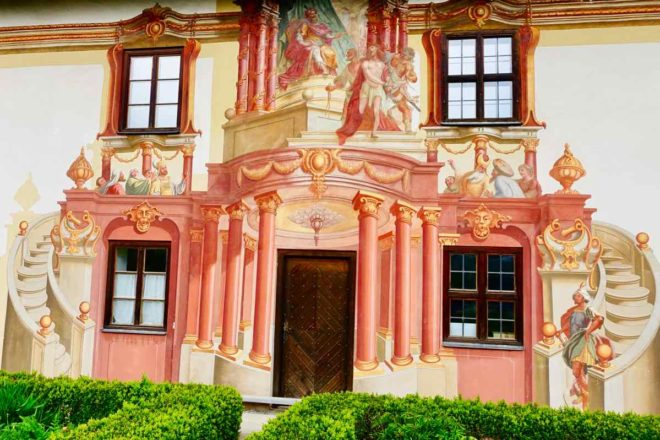 Pilatus Haus in Oberammergau, Foto Peter Pohle PetersTravel