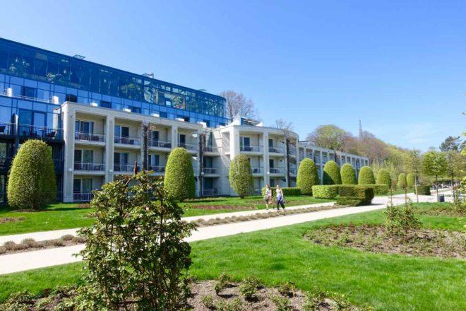 Usedom: Maritim Hotel Kaiserhof, Heringsdorf