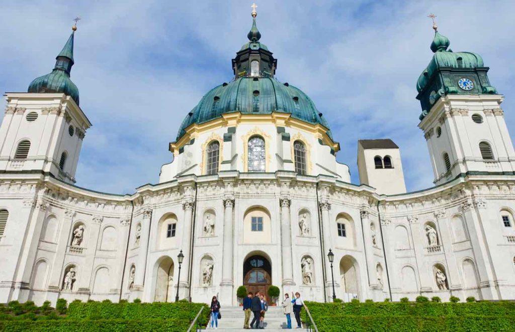 Zugspitz Region, Basilika von Kloster Ettal