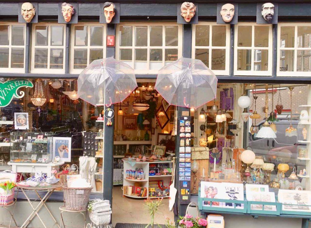 """Laden in den """"9 Straßen"""" von Amsterdam"""