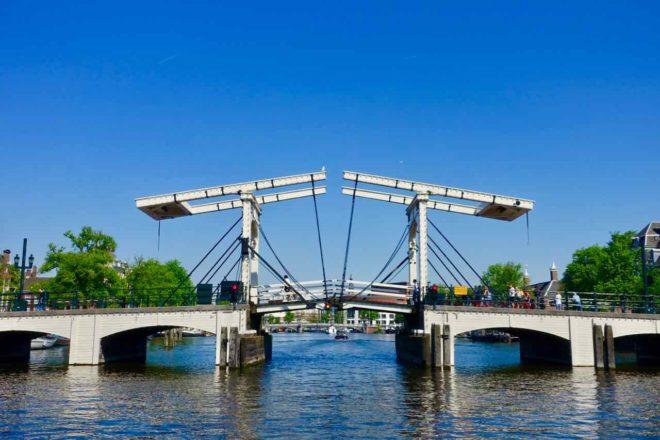 Amsterdam Kurztrip: Skinny Bridge