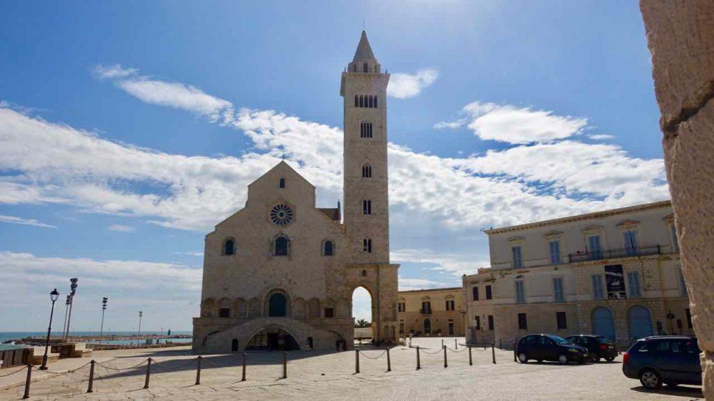 Apulien, Kathedrale San Nicola Pellegrino in Trani, Foto Peter Pohle PetersTravel.de