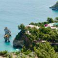 Apulien Sehenswürdigkeiten: Baia delle Zagare auf der Gargano Halbinsel Foto PetersTravel.de