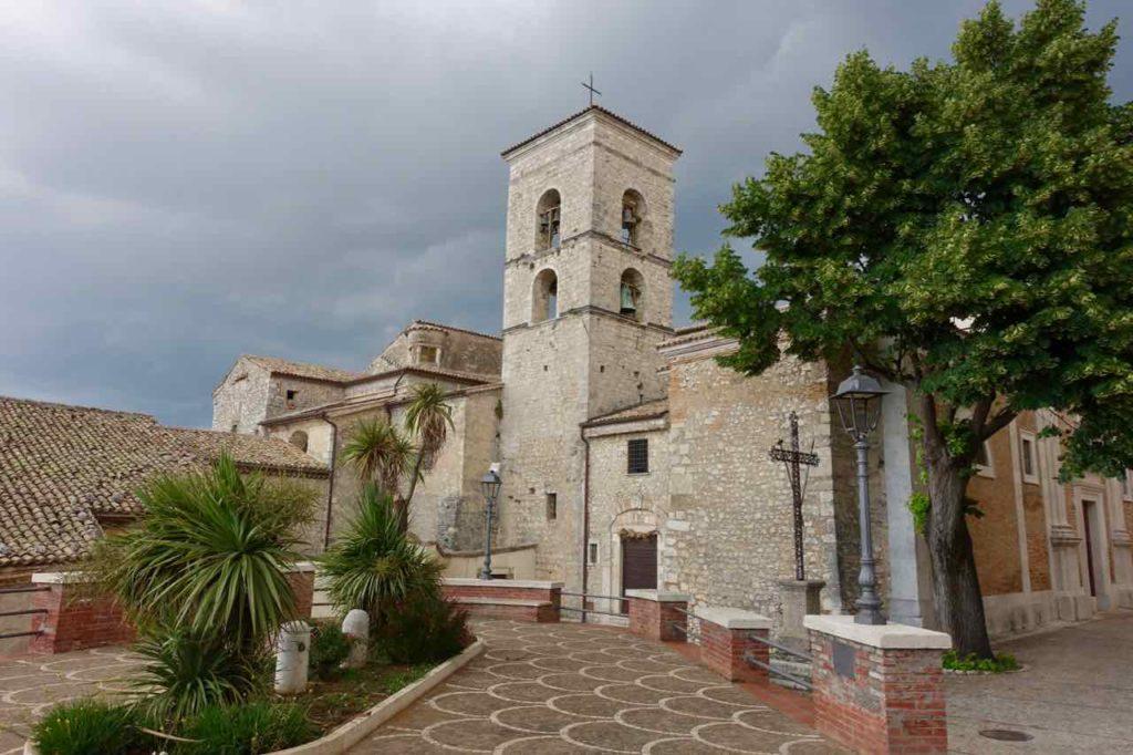 Veroli (Latium): Basilica di S. Maria Salome