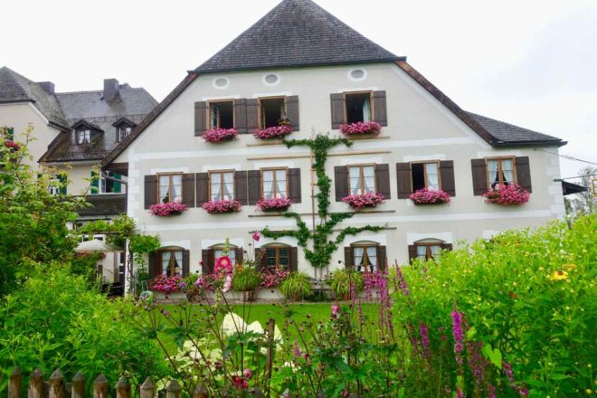 Chiemsee Tagesausflug: Fraueninsel, Gasthaus zur Linde