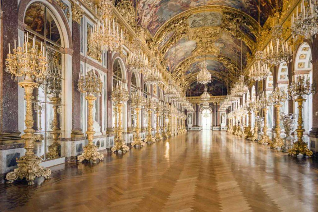 Spiegelsaal von Schloss Herrenchiemsee © www.bayern.by - Peter von Felbert
