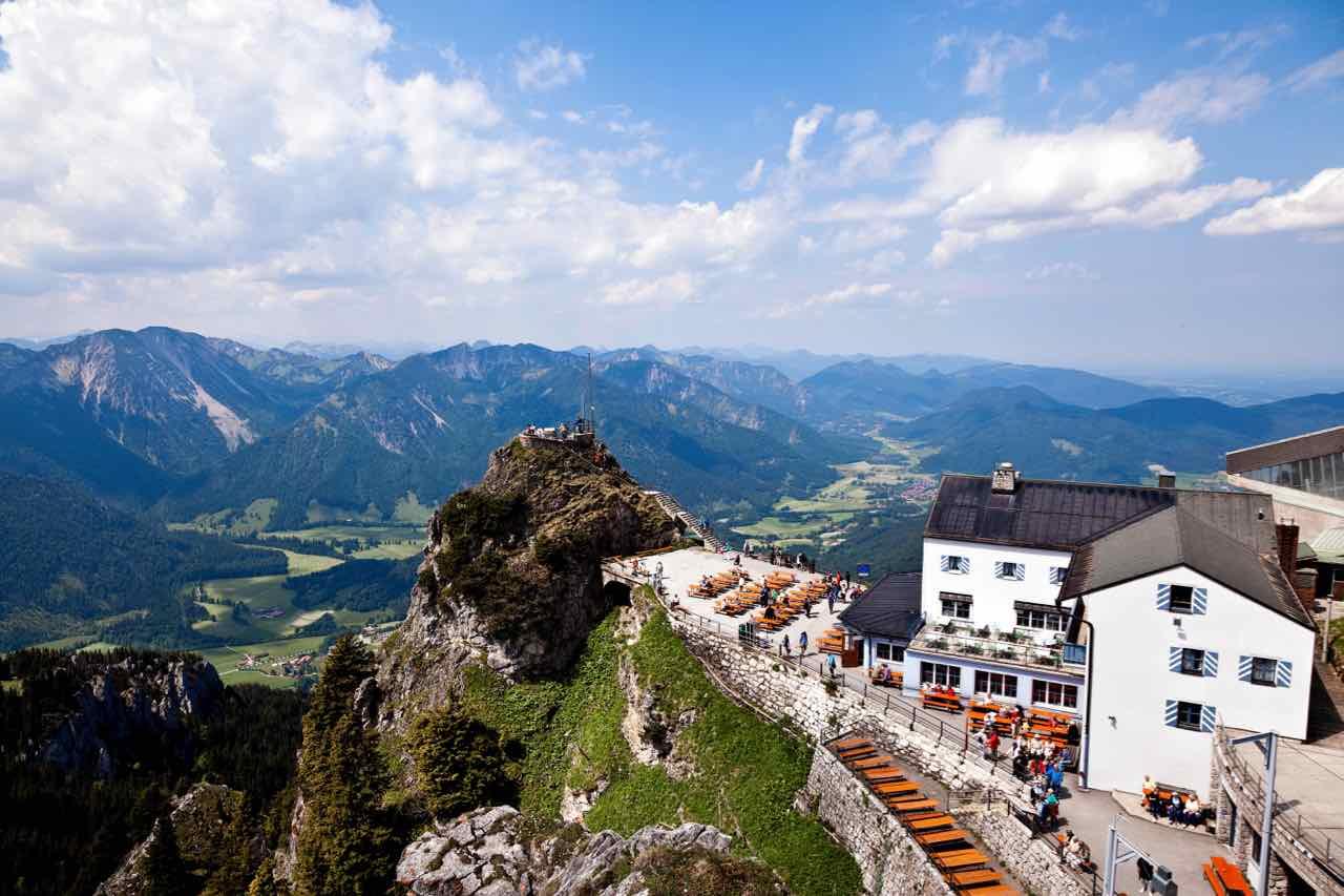 Wendelstein © Chiemsee-Alpenland Tourismus