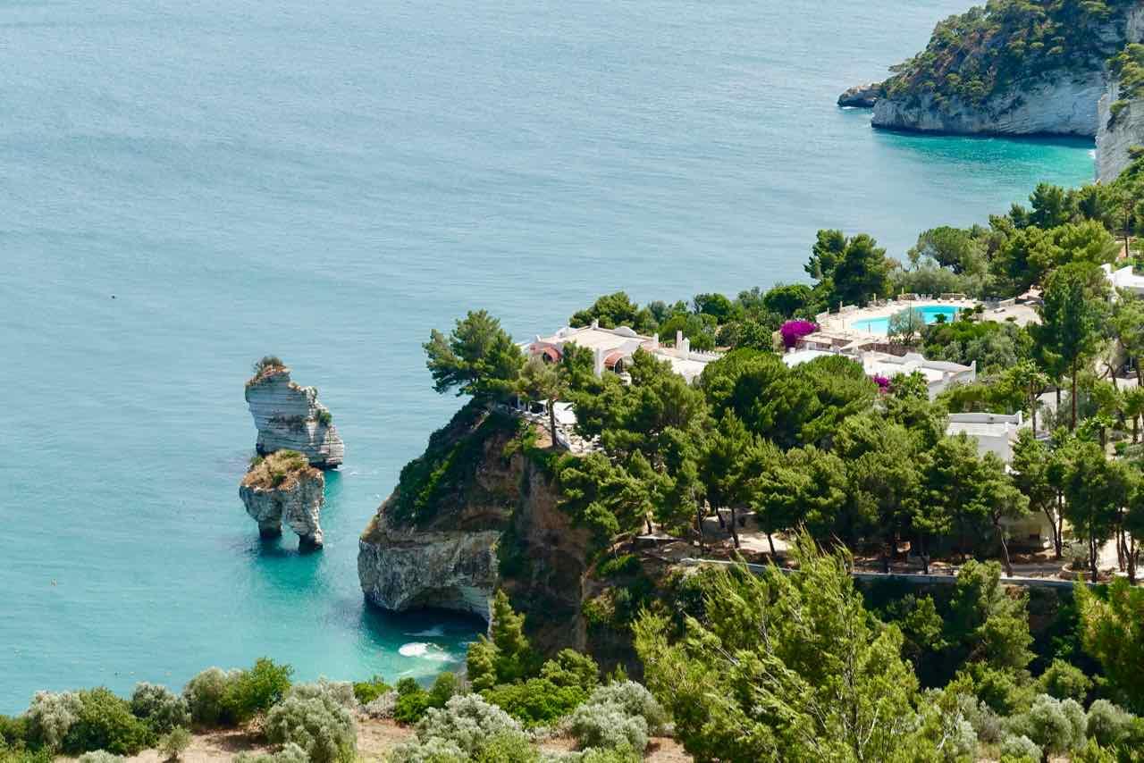 Apulien Karte Strände.Apulien Strände Welches Ist Der Schönste Strand In Apulien