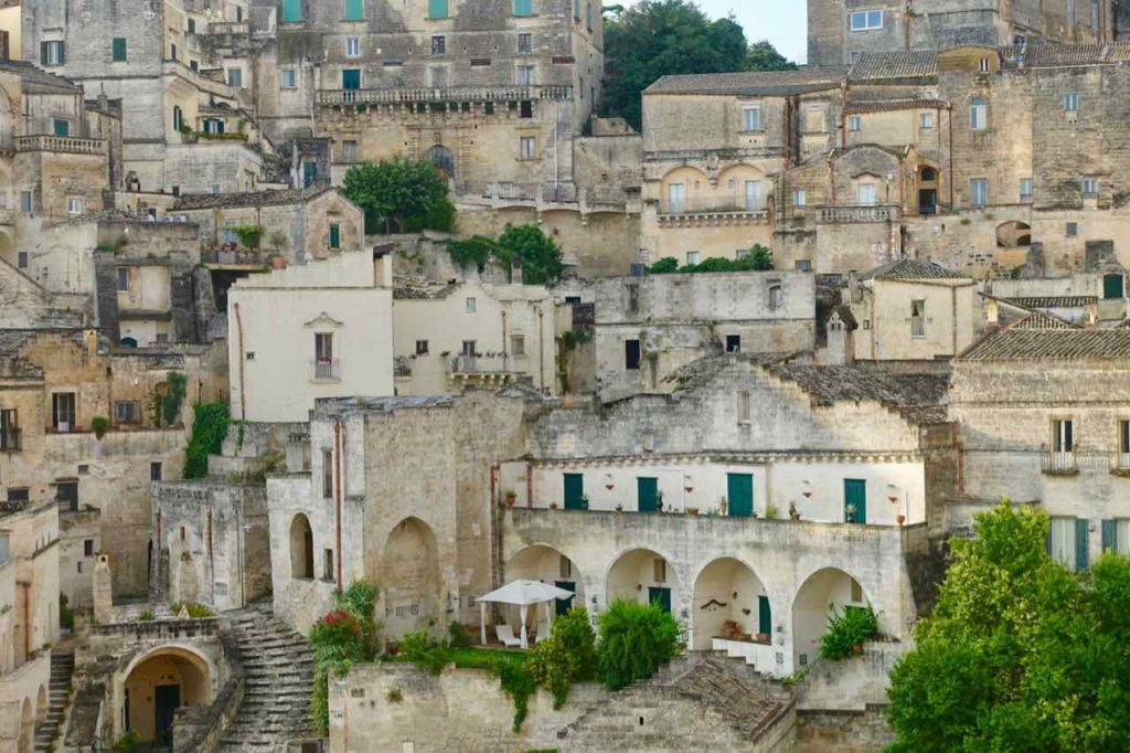 Matera in Italien, Copyright Peter Pohle PetersTravel.de