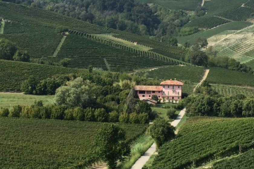 Piemont, Weinberge bei Barolo, Copyright Peter Pohle PetersTravel