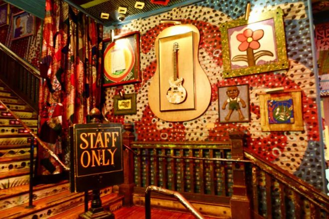 Chicago Restaurants: Foyer vom House of Blues