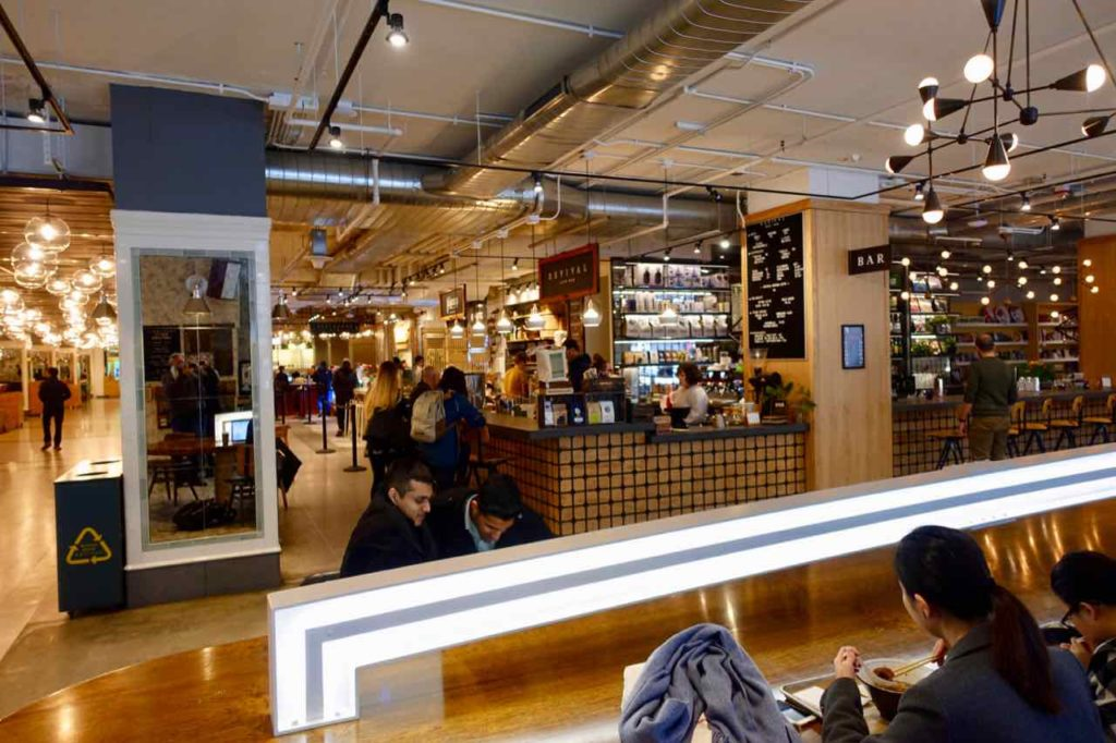 Chicago Restaurants: Revival Food Hall