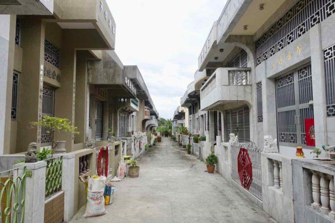 Manila Chinese Cemetary