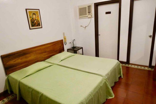 Manila Hotels: Zimmer vom Natividad GH