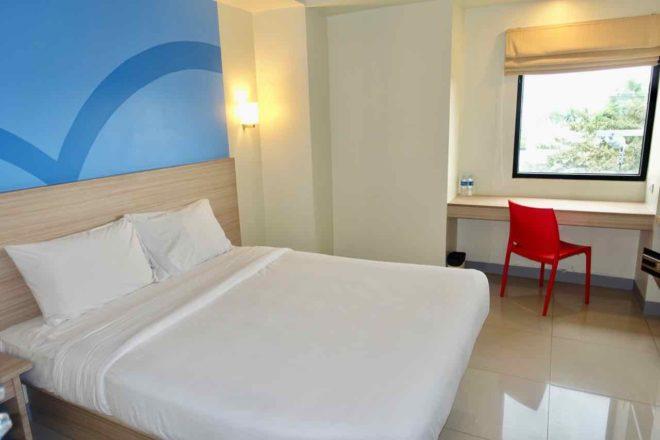 Manila Hotels: Zimmer 431 im Hop Inn Hotel