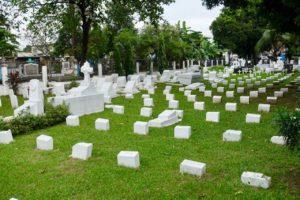 Manila North Cemetary Soldatengräber